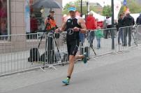 Bäckström var stark på löpet.